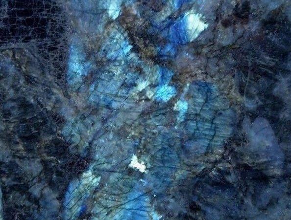Lemurian Blue Granite Quarried Madagascar More Specifically