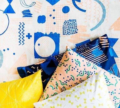 Leuke Kleuren Van Arro Home Kussens Quilts Met Veel Kleur
