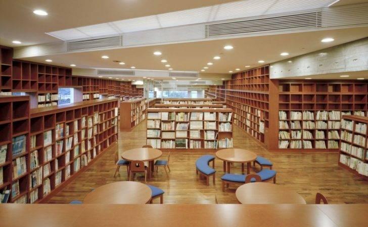 Library Furniture Design Modern School