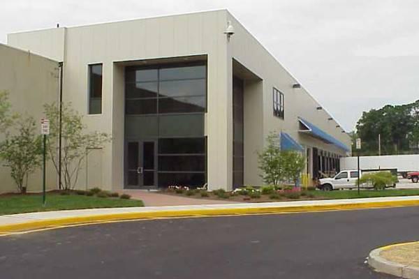 Life Sciences Pfizer Inc Warehouse Distribution Facility