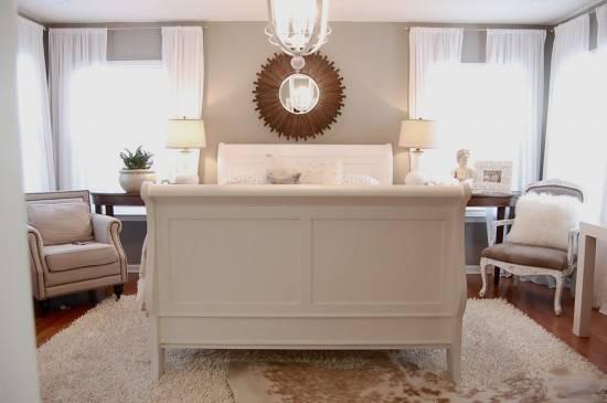 Light Bedroom Adjustment