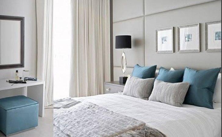 Light Blue Grey Room Becuo