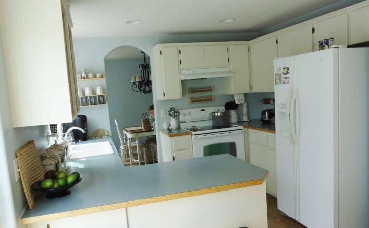 Light Blue Kitchen Walls Dperasik