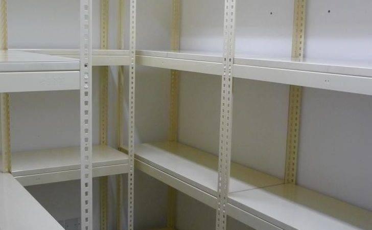 Light Duty Boltless Shelving Systems