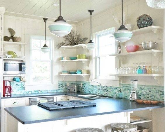 Light Fixtures Barnlight Electric Melon Glass Bin