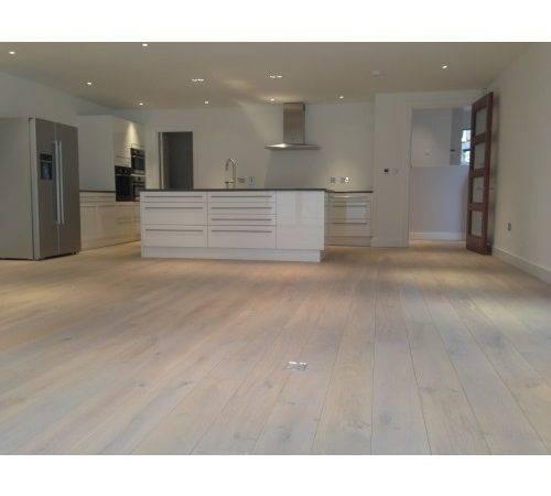 Light Grey Engineered Wood Flooring Wooden Floor Store