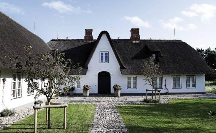 Light Minimalist House Vintage Details Denmark Digsdigs