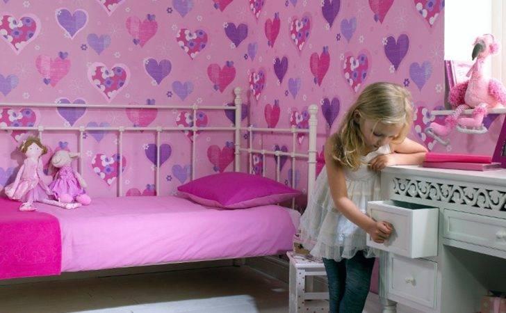 Light Pink Bedrooms Grasscloth