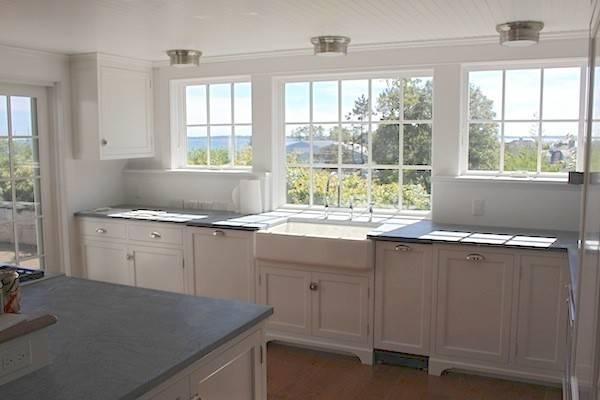 Light Soapstone Countertops All New Beach House