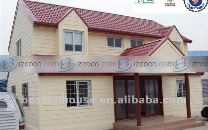 Light Steel Prefabricated Homes Bizgoco