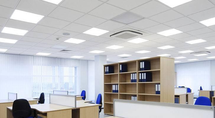Lighting Led Exterior Office Retail