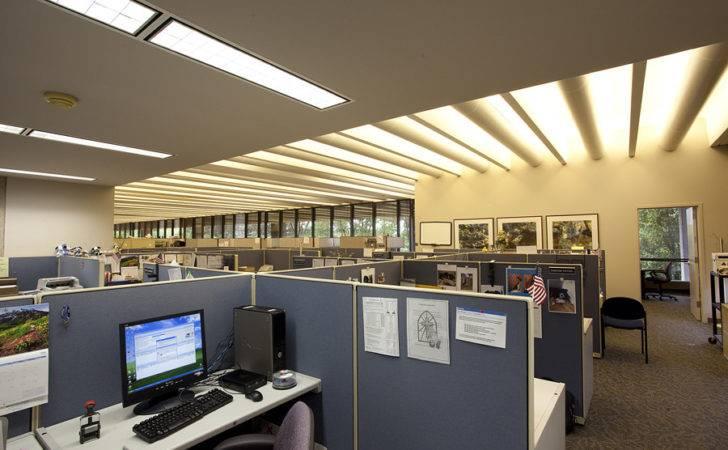 Lighting Office Sbsc Linear Upgrade Indoor