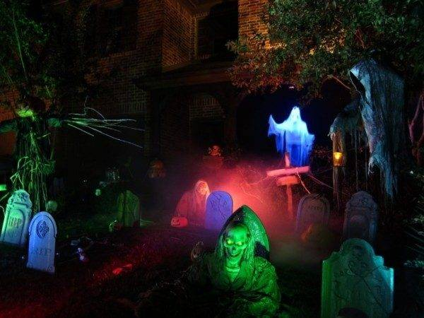 Lights Effects Other Ideas Scary Nights Horror