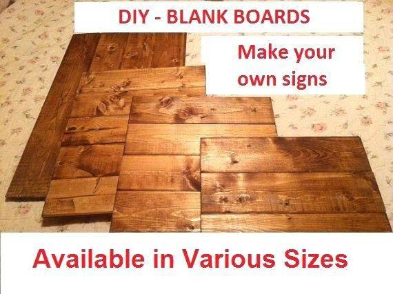 Lightweight Wood Crafts Used