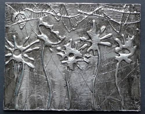 Like Holly Diy Artwork Foil Art Door Mats Herringbone Paintings
