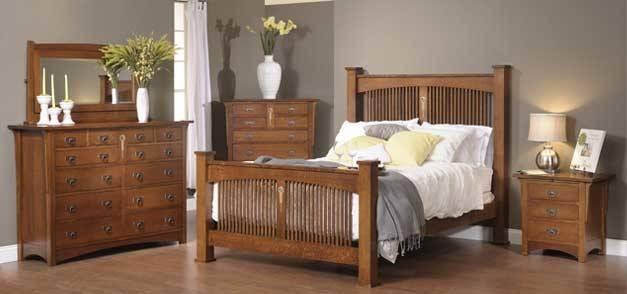 Like Present Craftsman Collection Bedroom Furniture Inspired
