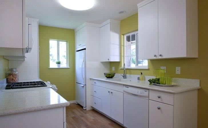 Lime Green Kitchen Walls Pinterest