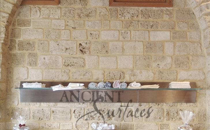 Limestone Interior Wall Our Antique Rough Stone Cladding