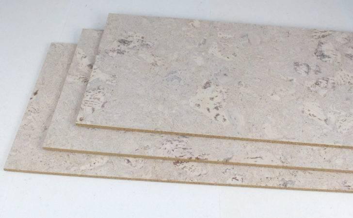 Listing White Cork Flooring Tiles Sample Only