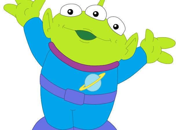 Little Green Man Ricosuave Deviantart