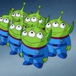 Little Green Men Lgms Buzz Lightyear Star Command Wiki Fandom