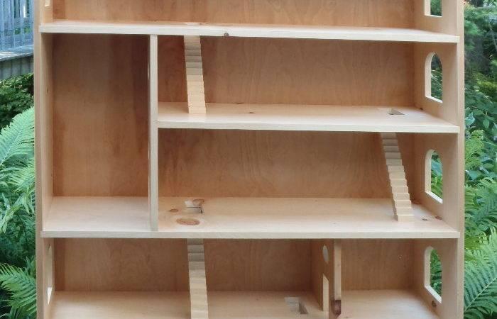 Little Something Different Dollhouse Bookshelf