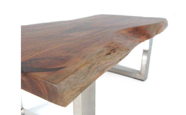 Live Edge Coffee Table Istage Homes