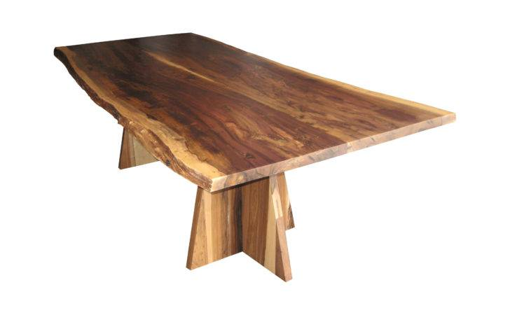 Live Edge Dining Table Furniture Room Tables Rustic Wood