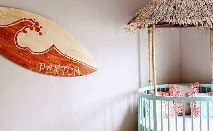 Live Laugh Love Lana Paxtons Nursery Tiki Hut Surfer Dude