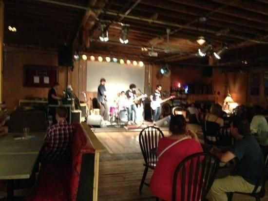 Live Music Living Room Coffee House Sheridan