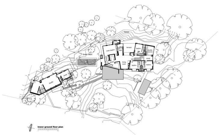 Live Tree House Designs Besides Plans Blueprints
