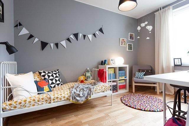 Lively Scandinavian Kids Room Designs Your Children Would Enjoy