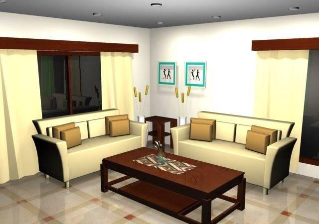 Living Room Arrangement Accordance Feng Shui