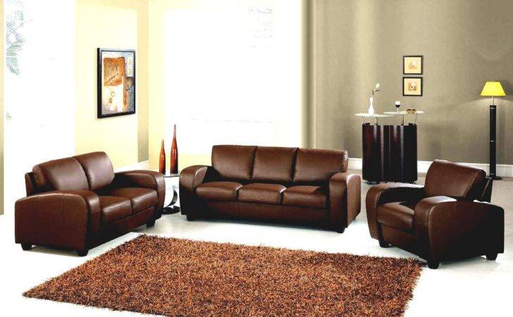 Living Room Brown Leather Couch Google Search Modern