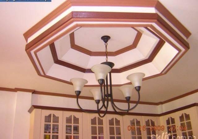 Living Room Ceiling Design Philippines Detail