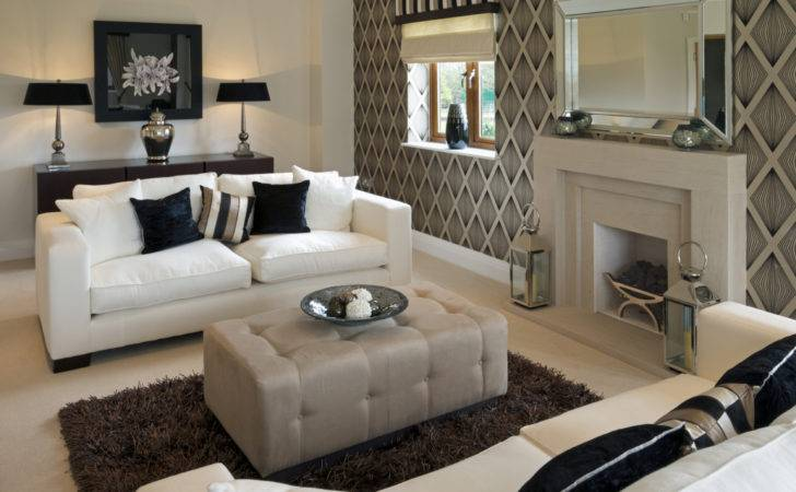 Living Room Feature Wall Focal Point Ideas