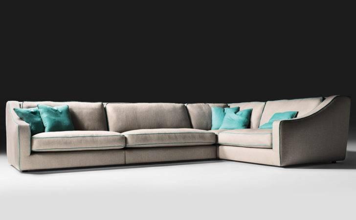 Living Room Furniture Luxury Sofas Italian Designer Corner Sofa