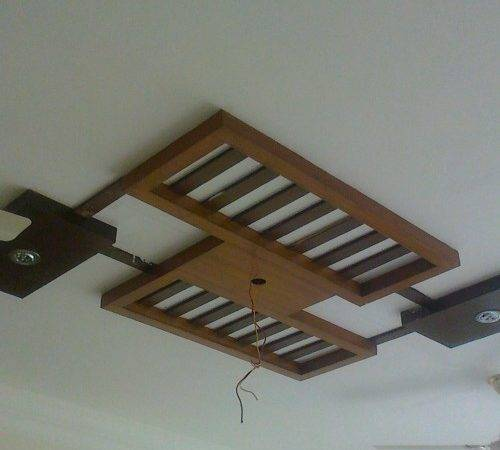 Living Room Gypsum Ceiling Design Italian False