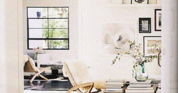 Living Room Interior Pinterest House Coffee Rooms
