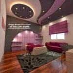 Living Room Led Ceiling Lights False Designs Drywall