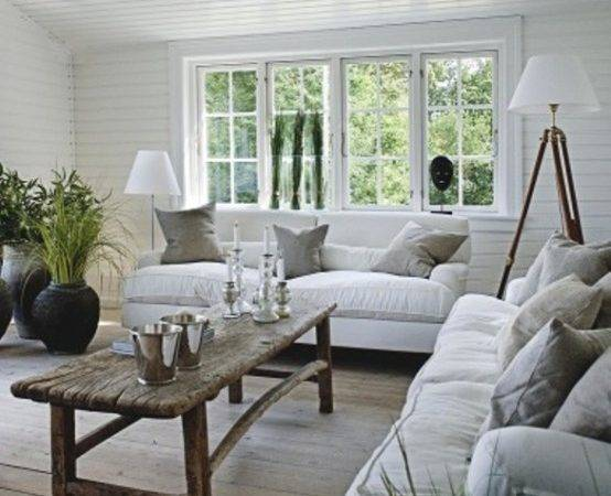 Living Rooms Decorating Ideas Chairs Room Wooden Coffee