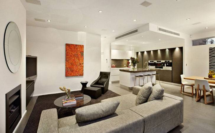 Living Space Top Hill Residence Melbourne Australia