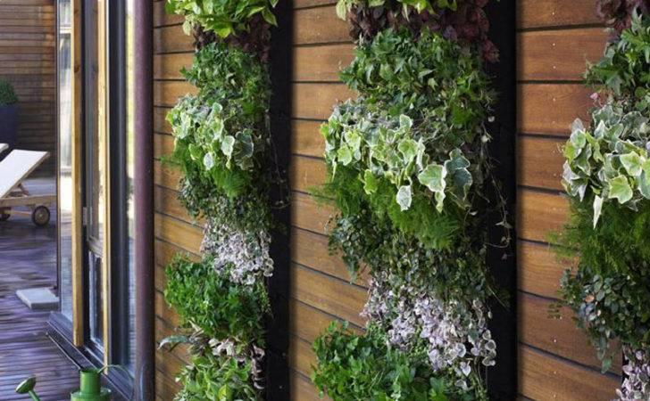 Living Wall Planter Large Vertical Garden Green Head