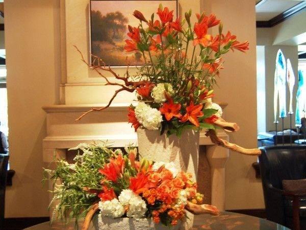 Lobbies Flowers Hotel Lobby Moore Corporate Forward