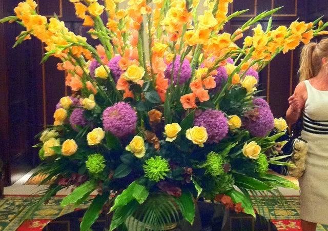 Lobby Flowers Lanesborough Hotel Flower Arrangements Pinter