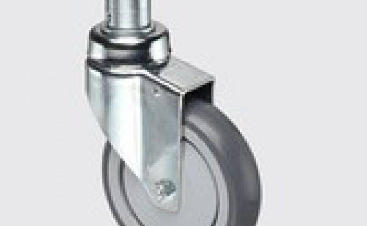 Locking Casters Hospital Bed Stretcher Replacement