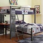 Loft Bed Desk Adults Beds Modern