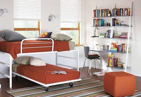 Loft Bed White Like Solution Low Slanted Ceilings