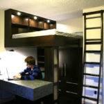 Loft Bed Workspace Decoist