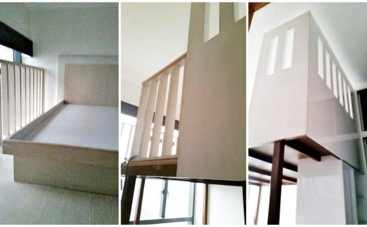 Loft Bedroom Interior Design Ideas Singapore